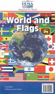 World & Flags (Flat Map - Scale 30m)