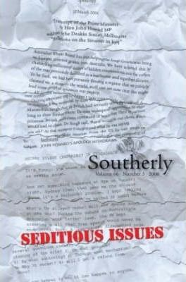 Southerly Volume 66 No 3