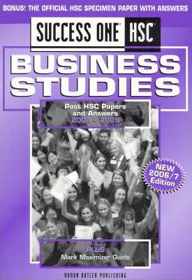 Success One HSC Business Studies