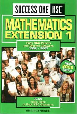 Success One HSC Maths Extension 1