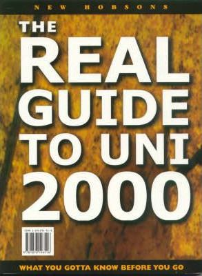 The Real Guide to Uni: 2000