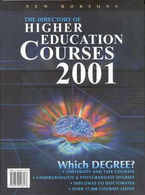 The Dictionary of Higher Education Courses 2001