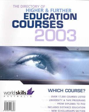 Directory of Higher and Further Education 2002