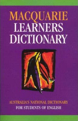 The Macquarie Learners Dictionary
