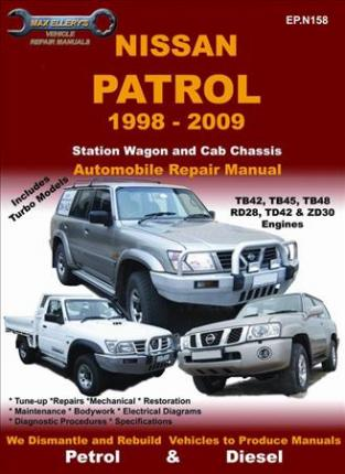 Nissan Patrol Cover Image
