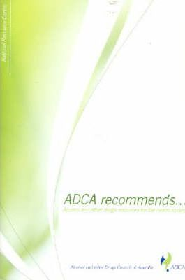 ADCA Recommends