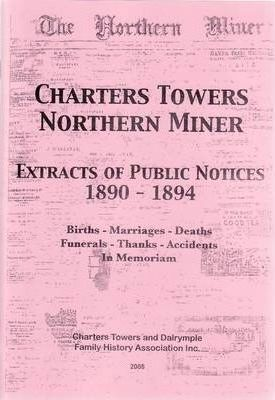 Charters Towers Northern Miner