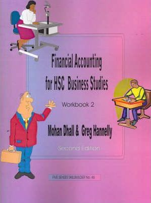 Financial Accounting for Preliminary Business Studies