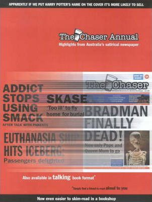 The Chaser Annual