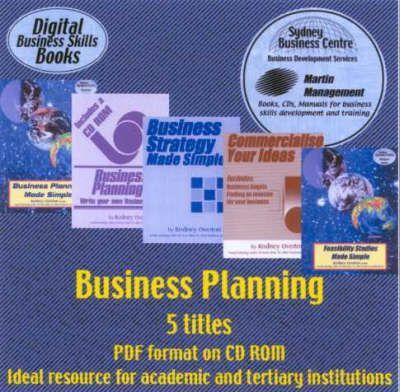 Business Planning: 5 Titles in Pdf Format