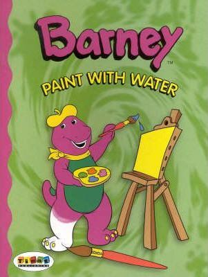 Barney Paint with Water