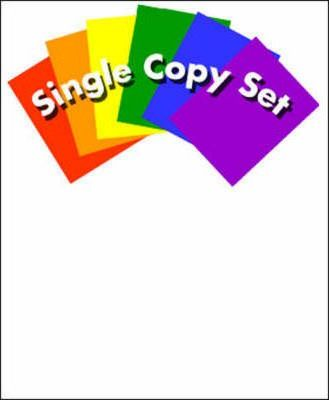 Rainbow Reading - Single Copy Set: Red Series Tapes