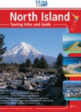 North Island Touring Atlas and Guide : Hema Maps : 9781877302169