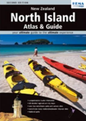 New Zealand North Island Touring Atlas & Guide