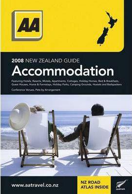 AA NZ 2008 Accommodation Guide