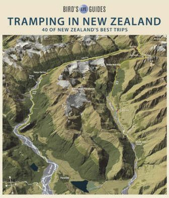 Tramping in New Zealand Cover Image