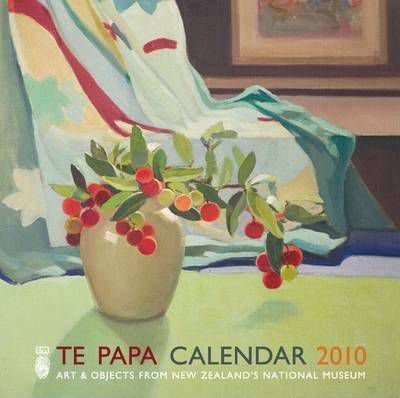 Te Papa CD Art Calendar 2010