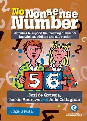 No Nonsense Number: Stage 6 Book B