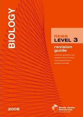 NCEA Level 3 Biology Revision Guide 2008