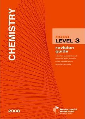 NCEA Level 3 Chemistry Revision Guide 2008