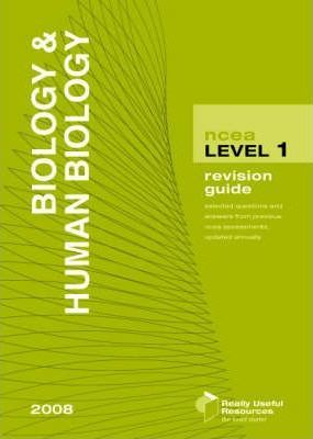 NCEA Level 1 Biology and Human Biology Revision Guide 2008
