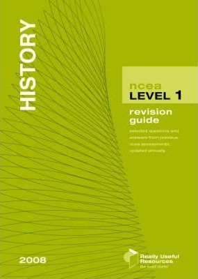 NCEA Level 1 History Revision Guide 2008