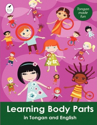 Learning Body Parts in Tongan and English Cover Image