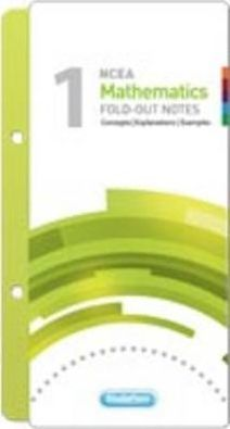 NCEA Level 1 Mathematics Fold-out Notes