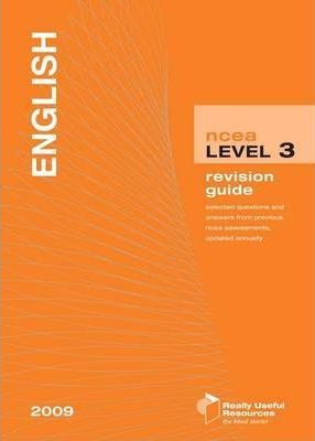 NCEA Level 3 English Revision Guide
