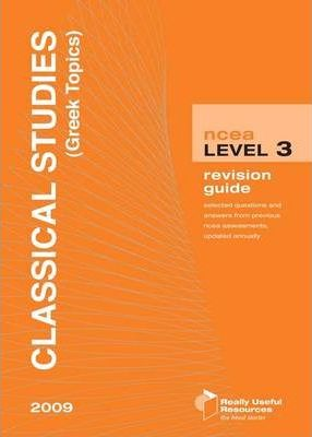 NCEA Level 3 Classical Studies Greek Topics Revision Guide