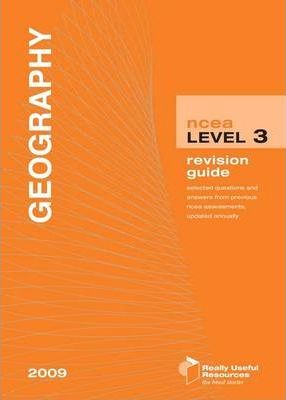 NCEA Level 3 Geography Revision Guide
