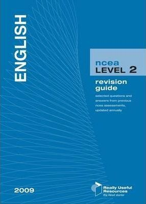 NCEA Level 2 English Revision Guide