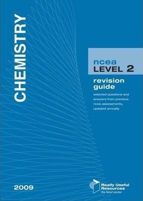 NCEA Level 2 Chemistry Revision Guide