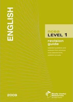 NCEA Level 1 English Revision Guide