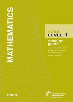 NCEA Level 1 Mathematics Revision Guide