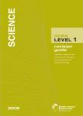 NCEA Level 1Science Revision Guide