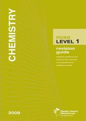 NCEA Level 1Chemistry Revision Guide
