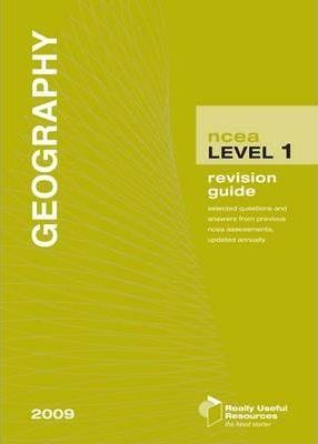 NCEA Level 1Geography Revision Guide