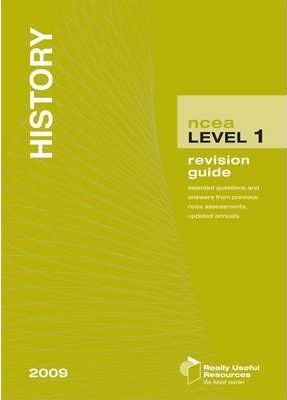 NCEA Level 1History Revision Guide