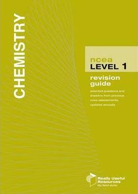 NCEA Level 1 Chemistry Revision Guide 2010