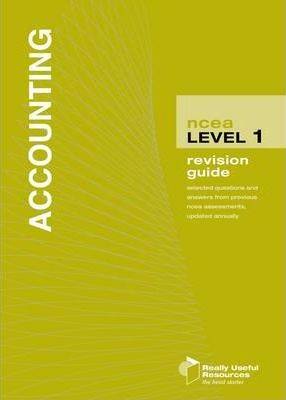 NCEA Level 1 Accounting Revision Guide 2010