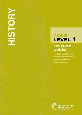 NCEA Level 1 History Revision Guide 2010