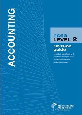 NCEA Level 2 Accounting Revision Guide 2010