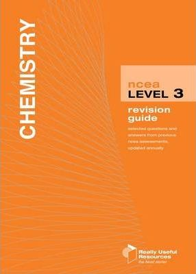 NCEA Level 3 Chemistry Revision Guide 2010
