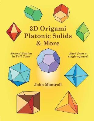 Modular origami: how to make a cube, octahedron & icosahedron from.