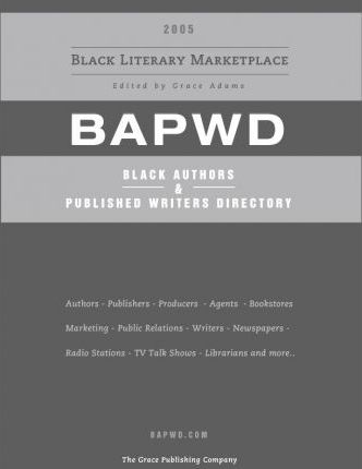 Black Authors and Published Writers Directory