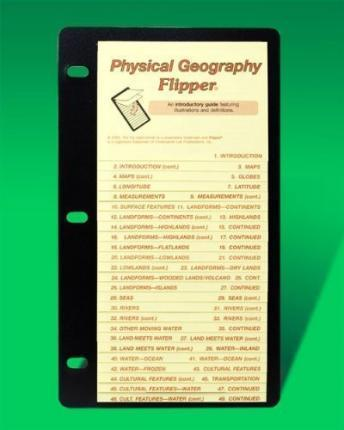 Physical Geography Flipper Study Guide