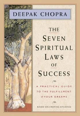 The Seven Spiritual Laws of Success Cover Image