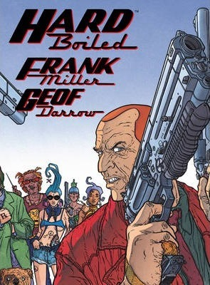 Hard Boiled (8th Printing)