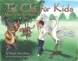 Tai Chi for Kids Cover Image
